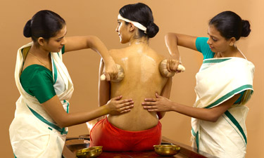 Ayurvedakur Indien