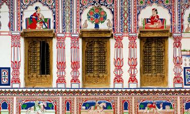 Indien Reisen Shekhawati