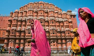 Indien Reisen Rajasthan