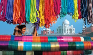 Indien Reisen Taj Mahal