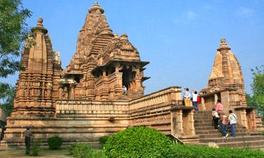 Indien Reisen Khajuraho