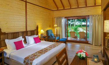 Sitaram Ayurveda Beach Retreat Aalayam Cottage