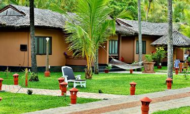 Sitaram Ayurveda Beach Retreat Kuttiram Cottage