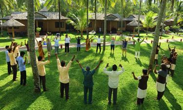 Sitaram Ayurveda Beach Retreat Lach Yoga