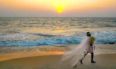 Sitaram Ayurveda Beach Retreat Malabarküste