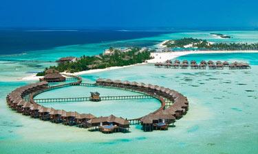Olhuveli Beach & Spa Resort Malediven