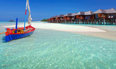 Holiday Island Resort & Spa Malediven