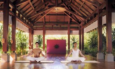 Shanti Maurice Mauritius Yoga