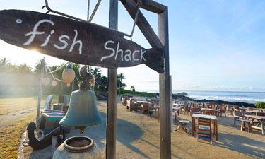 Shanti Maurice Mauritius Fish Shack