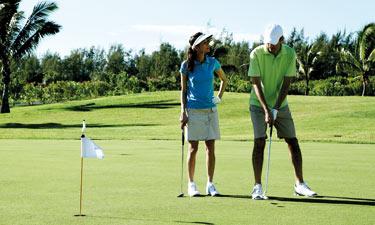 Shanti Maurice Mauritius Golf