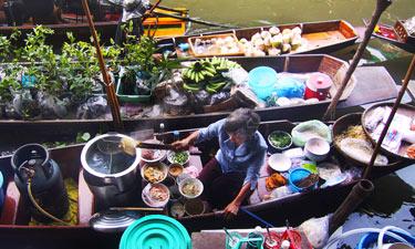 Indochina Reisen Laos Reise - Laos per Boot entdecken
