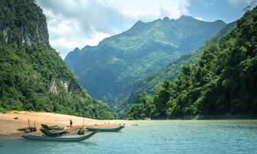 Indochina Reisen Laos Reise - Romantisches Laos