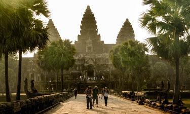 Indochina Reisen Kambodscha Rundreise - Angkor Wat